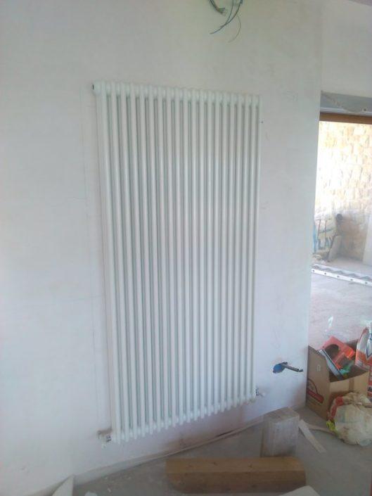 Calefacción servicio