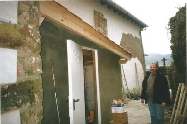 Iglesia proyecto