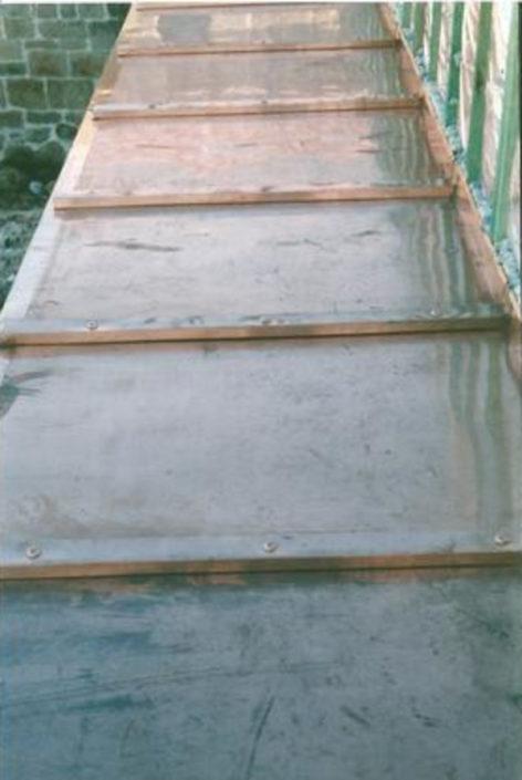Tejados de cobre proyecto