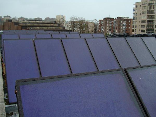 Paneles solares proyecto