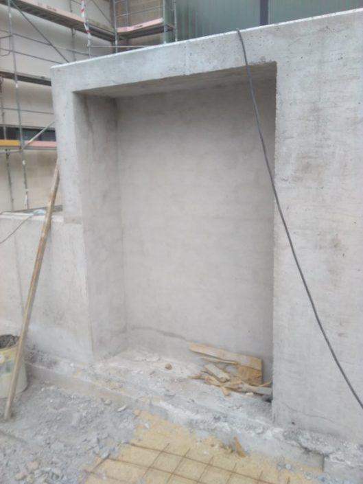 Asilo en Torrelavega proyecto