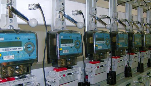 Contadores de energía eficiencia energética